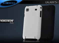 "Coque Galaxy S i9000 ""Monochrome Serie"""