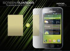 KIT avec 1 film protecteur effet Miroir + 1 chiffon Galaxy S i9000