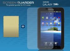 KIT avec 1 film protecteur + 1 chiffon Galaxy Tab P1000