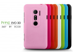 Coque HTC Evo 3D 360° by ecod