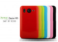 Coque HTC G10 Desire HD 360° by ecod