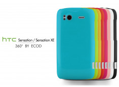 Coque HTC Sensation/Sensation XE by ecod
