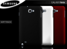 Coque Samsung Galaxy Note 1 Soft Touch