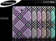 Coque Samsung Galaxy Note 1 Tile Style