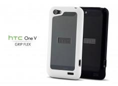 Coque HTC One V Grip Flex