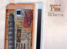Coque Galaxy S2 Souvenirs de Pisa
