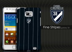 Coque Galaxy S2 Fine Stripes by Daniel Cremieux