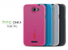 Coque HTC One X Silicone Pure TPU Case