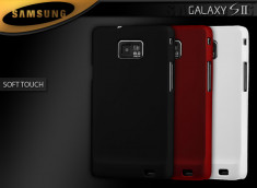 Coque Samsung Galaxy S2 i9100 Soft Touch