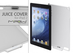Coque-Batterie iPad 2 Juice Cover par Mipow