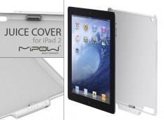 Coque-Batterie iPad 2 Juice Cover par Mipow
