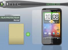 KIT avec 1 film protecteur + 1 chiffon HTC Desire HD