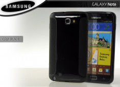 Coque Samsung Galaxy Note 1 Grip Blade Noir