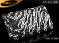 Coque Samsung Galaxy S2 Precious Zebra