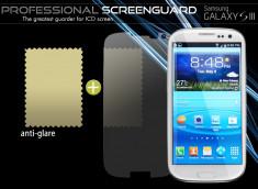 Film Protecteur Samsung Galaxy S3 Anti-Reflet