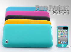 Coque iPod Touch 4 Pure Protect