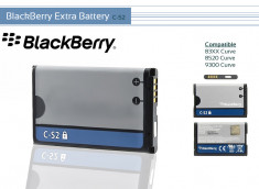 Batterie interne BlackBerry 8520 C-S2 1100mAh