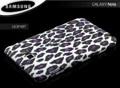 Coque Samsung Galaxy Note 1 Leop'Art