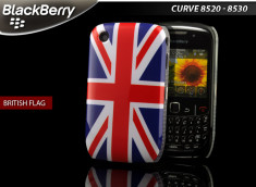 Coque Curve 8520/30 British Flag