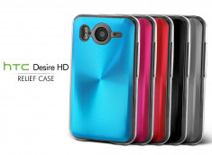 Coque HTC Desire HD Relief Case