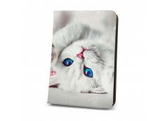 Etui Tablettes Universel 9-10 pouces - Cute Kitty