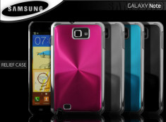 Coque Samsung Galaxy Note 1 Relief Case