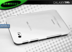 "Coque Galaxy Tab P1000 ""Invisible"""