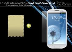 Film Protecteur Samsung Galaxy S3 (i9300)