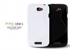 Coque HTC One S Silicone Grip