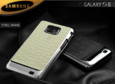 Coque Samsung Galaxy S2 Steel Snake