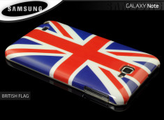 Coque Galaxy Note British Flag