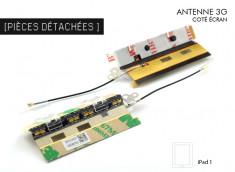 Antenne 3G Côté Ecran iPad