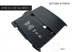 Batterie Interne iPad
