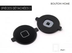 Bouton Home iPad