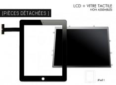 Ecran LCD + Vitre Tactile non assemblés iPad 3G