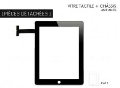 Vitre Tactile + Châssis assemblés iPad 3G