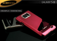 Coque Samsung Galaxy S2 Diamond Ring