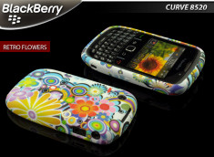 Coque Curve 8520 Retro Flowers