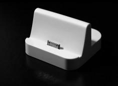 Dock (station d'accueil) blanc connecteur Dock iPad
