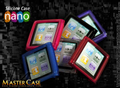 "Coque iPod Nano 6 ""Silicone Case"""