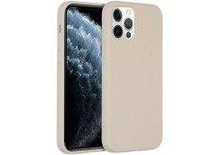 Coque iPhone 12 Pro Max TPU Compatible Magsafe-Beige