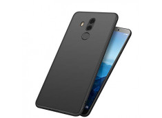 Coque Huawei Mate 20 Lite Black Matte Flex