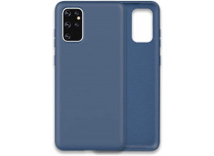 Coque Samsung Galaxy S20 Blue Navy Matte Flex