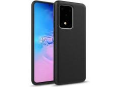 Coque Samsung Galaxy S20 Silicone Biodégradable-Noir
