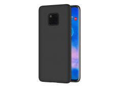 Coque Huawei Mate 20 Pro Black Matte Flex