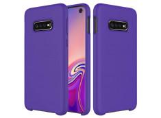 Coque Samsung Galaxy S10e Purple Matte Flex