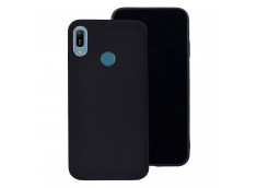 Coque Huawei Y6 2019 Black Matte Flex