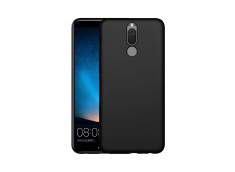 Coque Huawei Mate 10 Lite Black Matte Flex