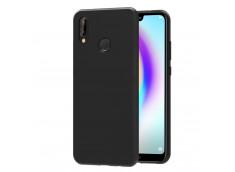 Coque Huawei P20 Lite Black Matte Flex