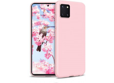 Coque Samsung Galaxy Note 10 Lite/A81 Light Pink Matte Flex